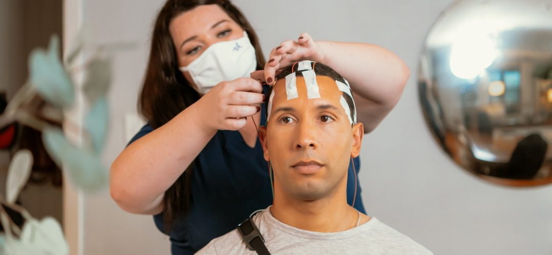 How To Remove Adhesive After An EEG